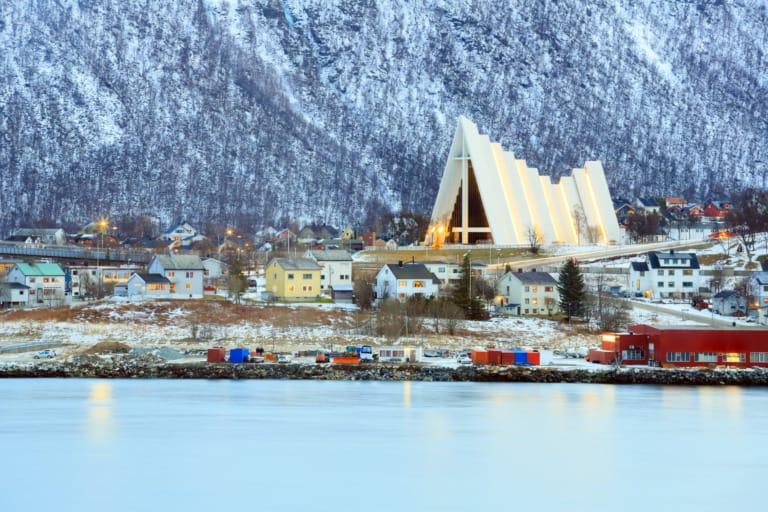 20 lugares que ver en Tromso 9