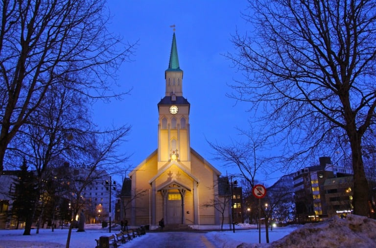 20 lugares que ver en Tromso 10