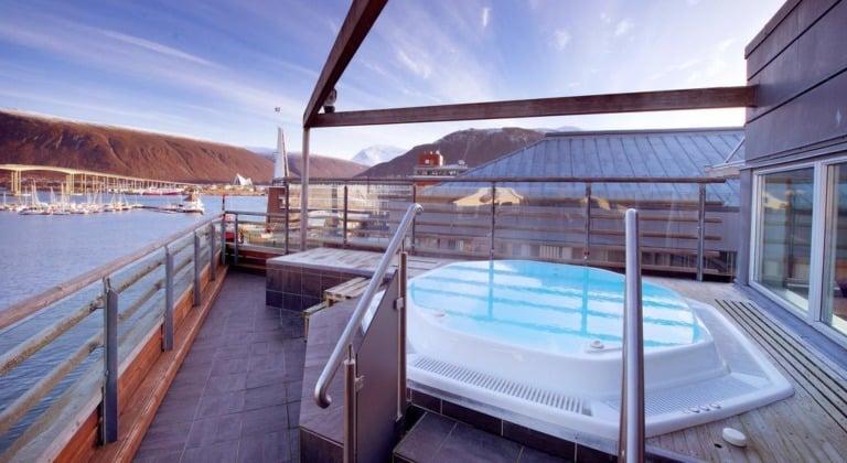 20 lugares que ver en Tromso 24