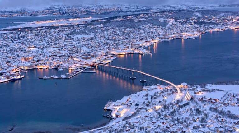 20 lugares que ver en Tromso 8