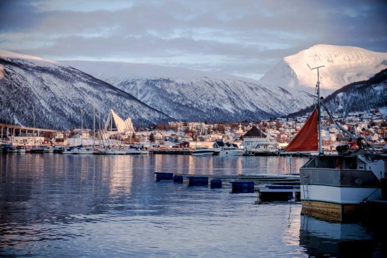 20 lugares que ver en Tromso 11