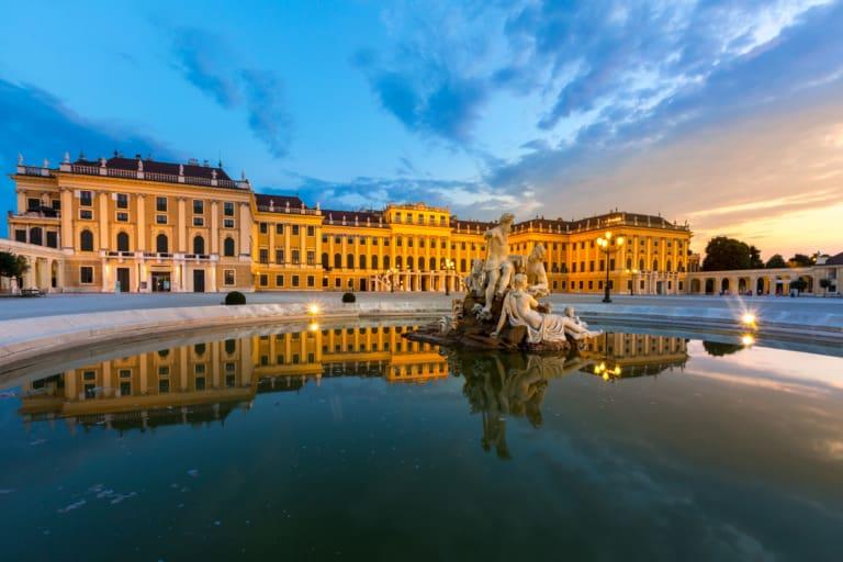 15 lugares que ver en Viena 1
