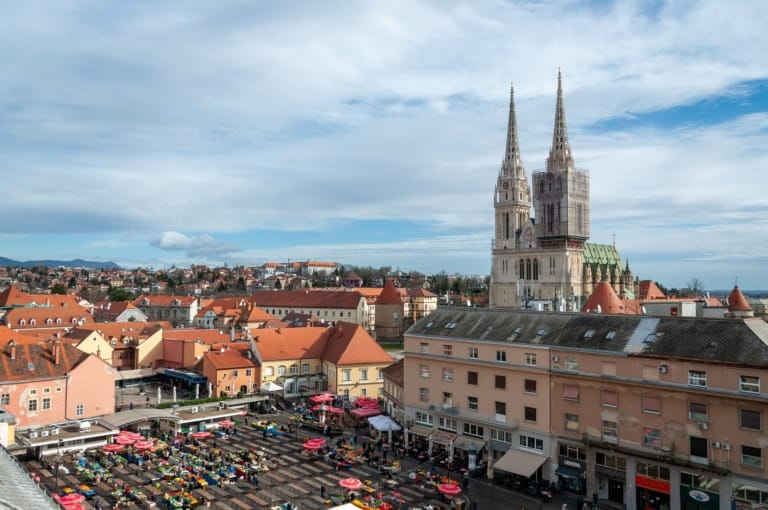 10 lugares que ver en Zagreb 3
