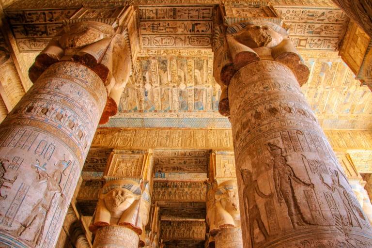 12 templos egipcios más impresionantes 12