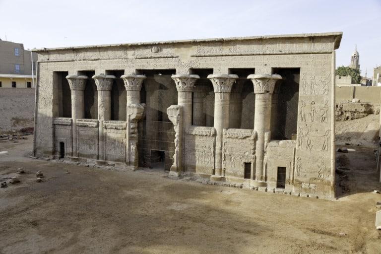12 templos egipcios más impresionantes 11