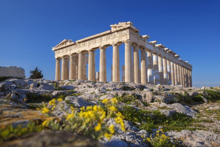 15 templos griegos más impresionantes 2
