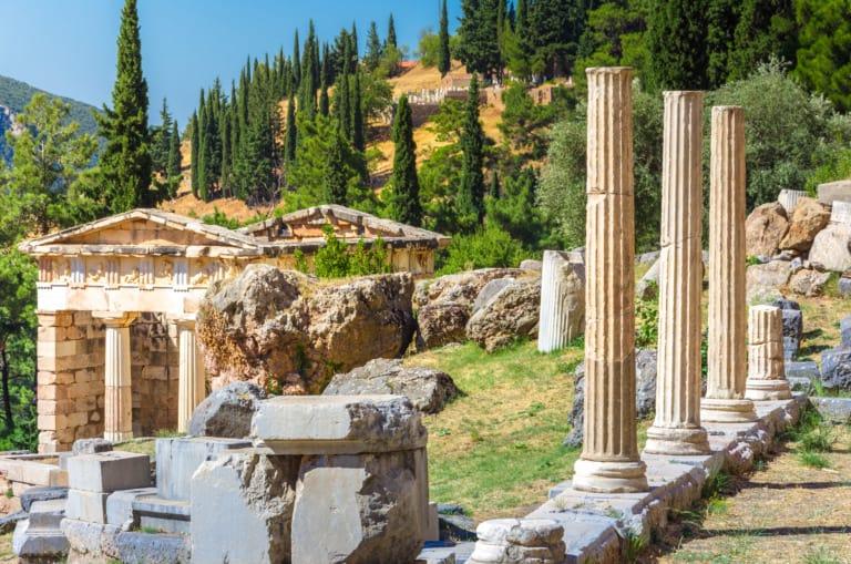 15 templos griegos más impresionantes 8