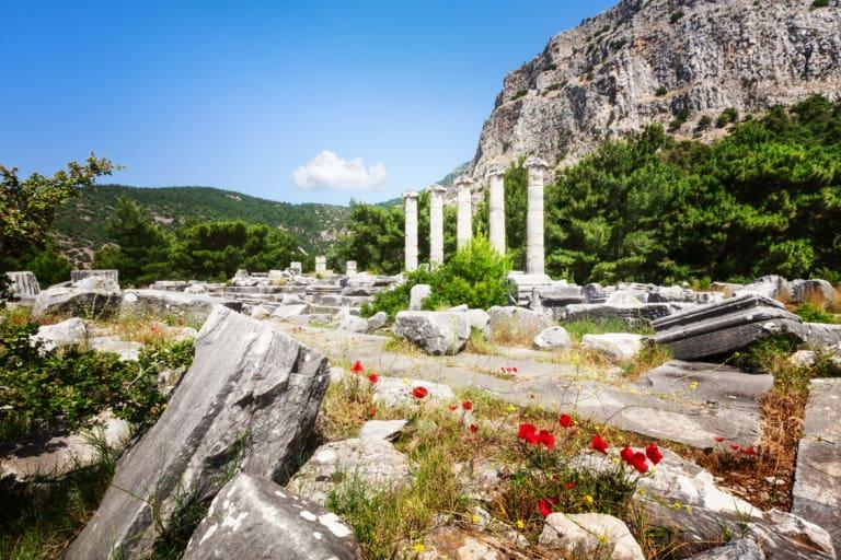15 templos griegos más impresionantes 9