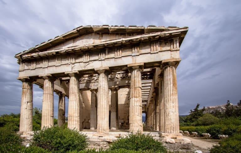 15 templos griegos más impresionantes 7