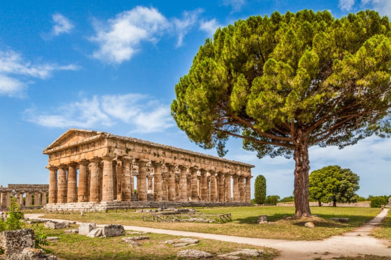 15 templos griegos más impresionantes 3