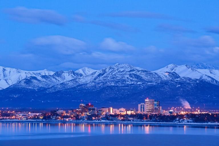 18 ciudades de Alaska más bonitas 1
