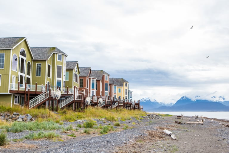 18 ciudades de Alaska más bonitas 7