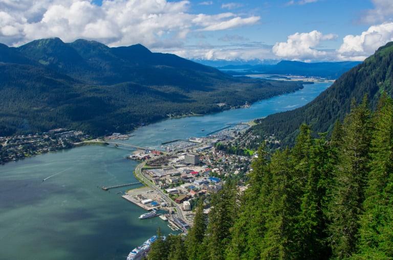 18 ciudades de Alaska más bonitas 8