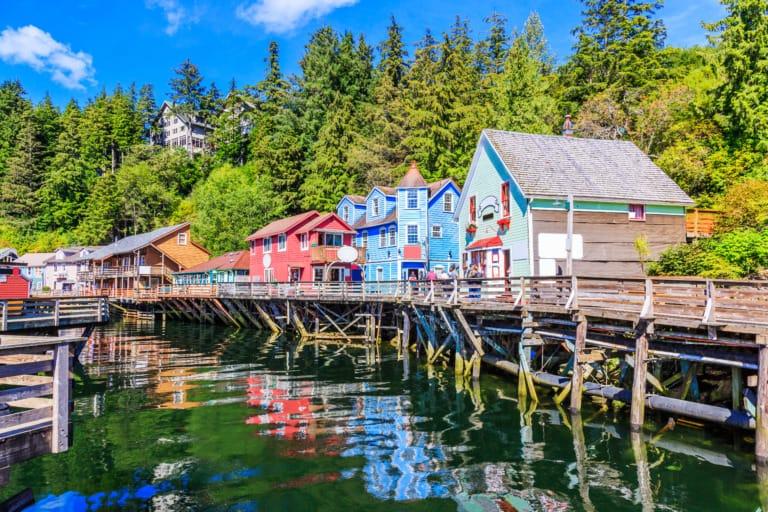 18 ciudades de Alaska más bonitas 9