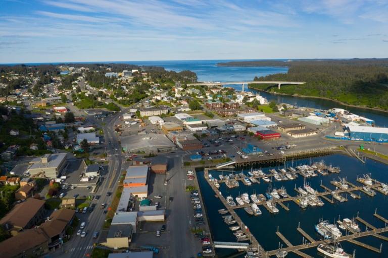 18 ciudades de Alaska más bonitas 10