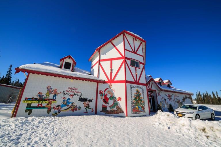 18 ciudades de Alaska más bonitas 11