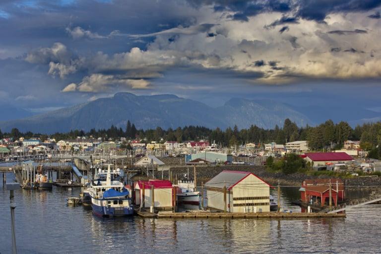 18 ciudades de Alaska más bonitas 12