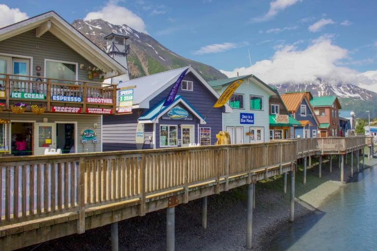 18 ciudades de Alaska más bonitas 13