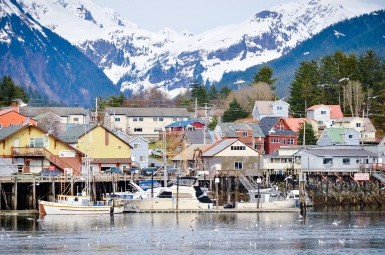 18 ciudades de Alaska más bonitas 14