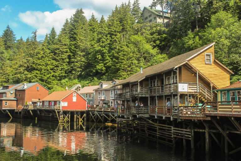 18 ciudades de Alaska más bonitas 15