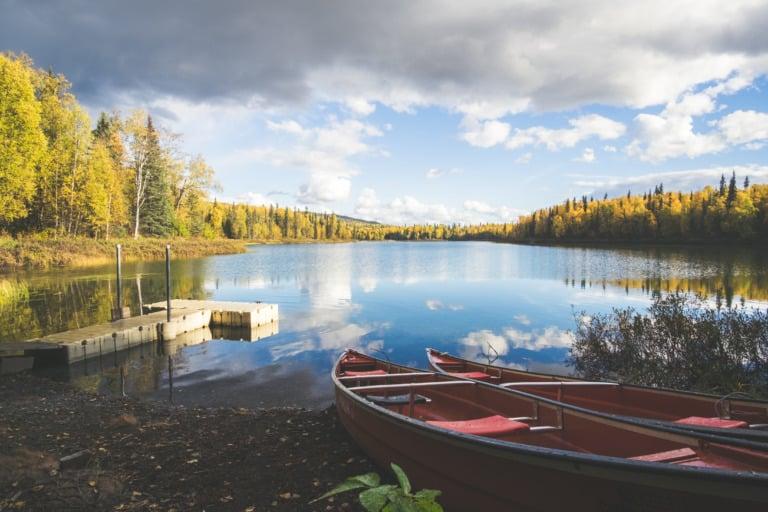 18 ciudades de Alaska más bonitas 16