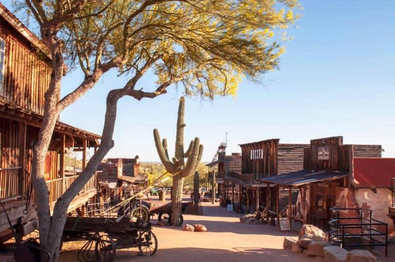 25 ciudades de Arizona más importantes 22