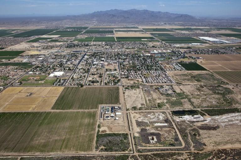 25 ciudades de Arizona más importantes 15