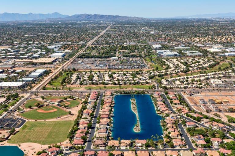 25 ciudades de Arizona más importantes 7