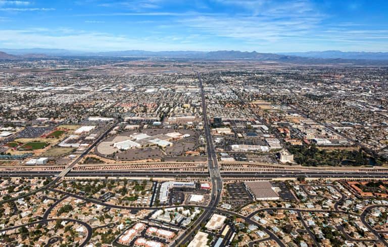 25 ciudades de Arizona más importantes 3