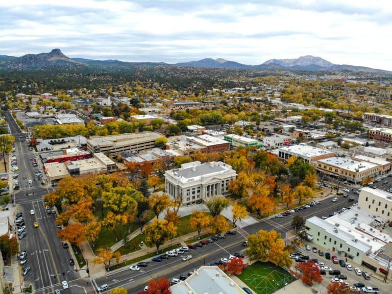 25 ciudades de Arizona más importantes 19