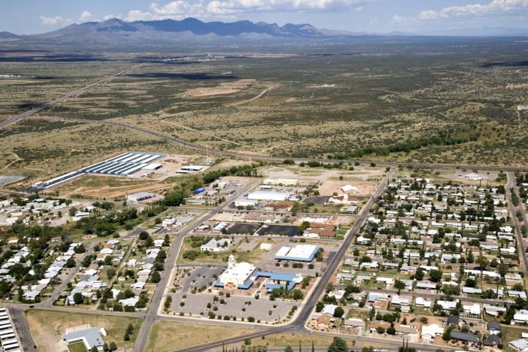 25 ciudades de Arizona más importantes 17