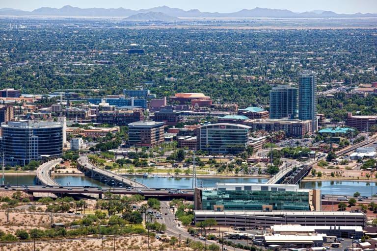 25 ciudades de Arizona más importantes 8