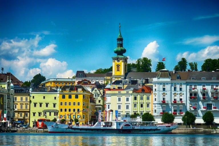 10 ciudades de Austria más bonitas 42