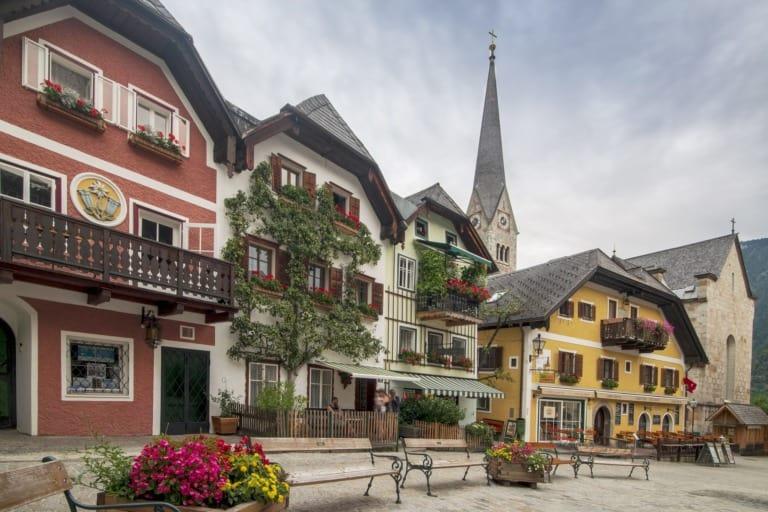 10 ciudades de Austria más bonitas 38