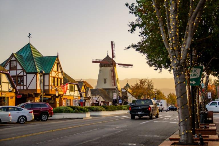 19 ciudades de California más bonitas 18
