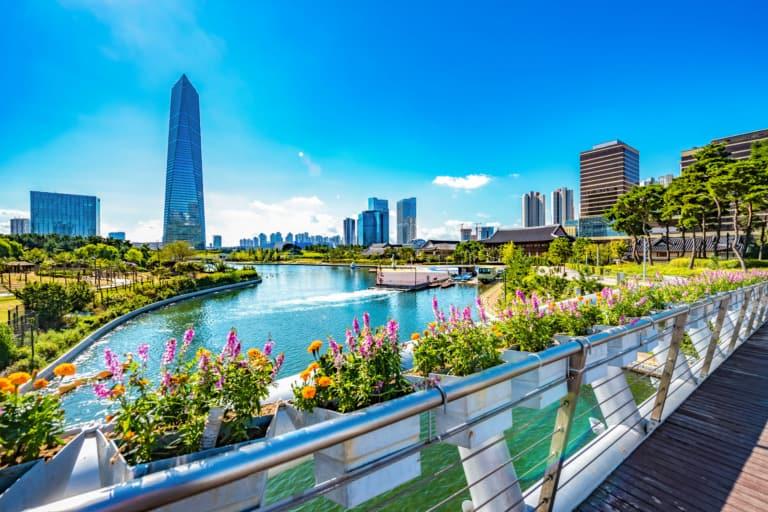 10 ciudades de Corea del Sur más bonitas 4