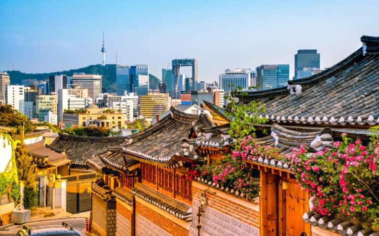 10 ciudades de Corea del Sur más bonitas 2