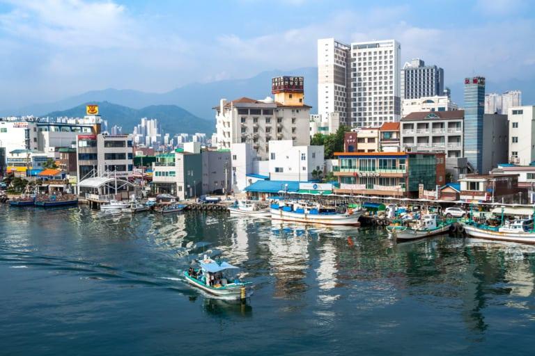 10 ciudades de Corea del Sur más bonitas 8