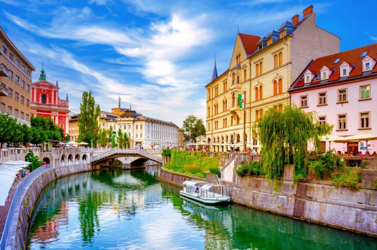 10 ciudades de Eslovenia más bonitas 1