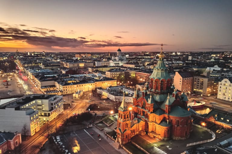 10 ciudades de Finlandia más bonitas 3