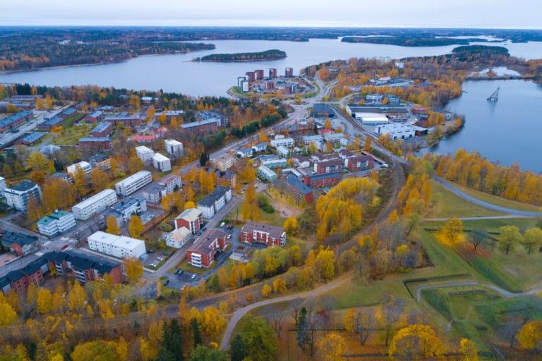 10 ciudades de Finlandia más bonitas 10