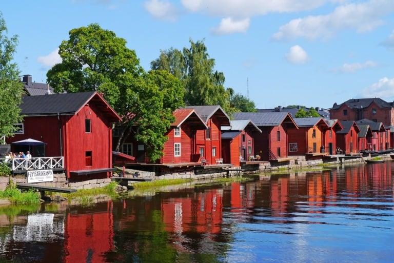 10 ciudades de Finlandia más bonitas 4