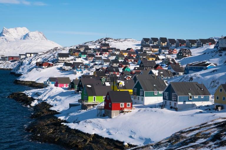 4 ciudades de Groenlandia más bonitas 1