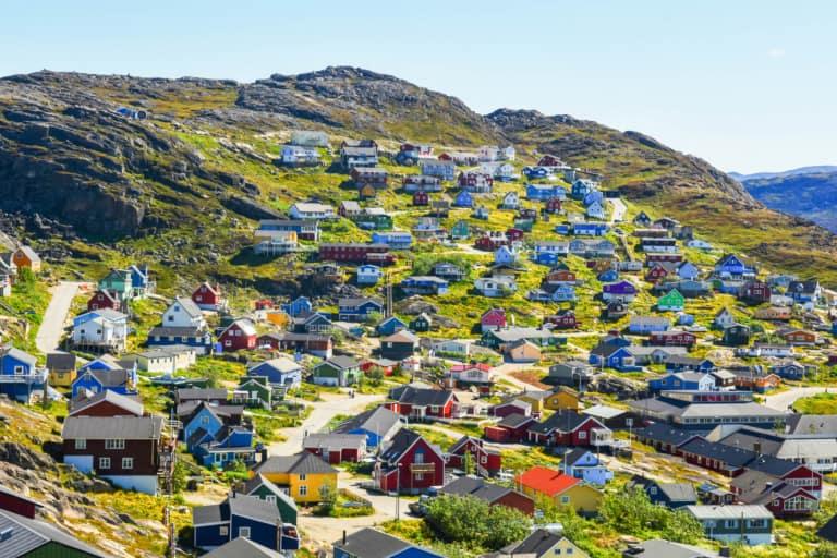 4 ciudades de Groenlandia más bonitas 4