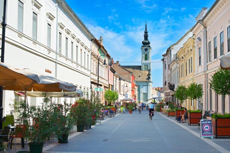 15 ciudades de Hungría más bonitas 12