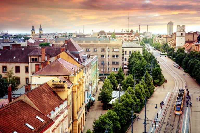 15 ciudades de Hungría más bonitas 4