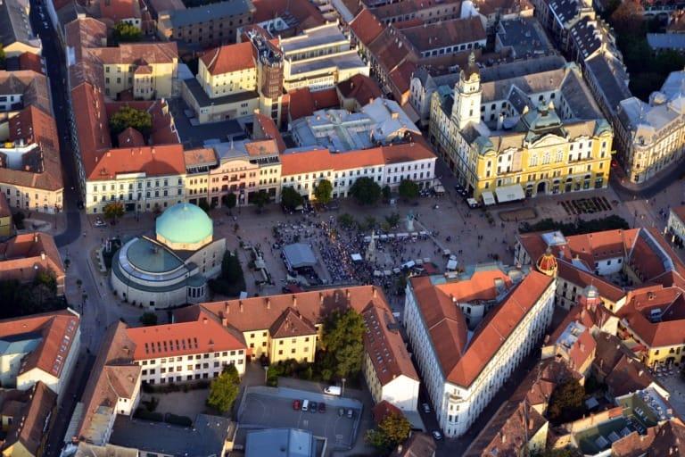 15 ciudades de Hungría más bonitas 3