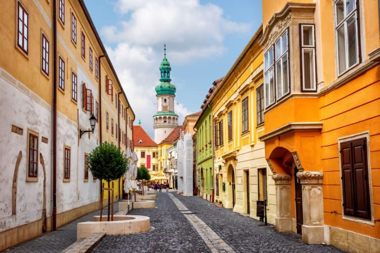 15 ciudades de Hungría más bonitas 6