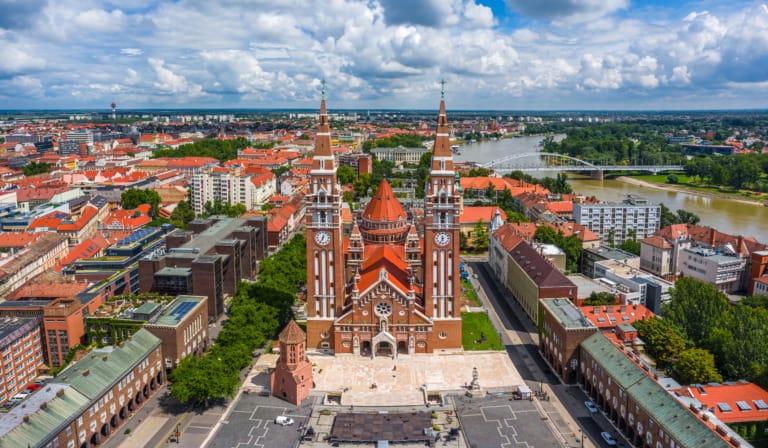 15 ciudades de Hungría más bonitas 2