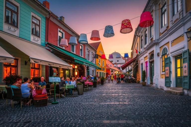 15 ciudades de Hungría más bonitas 13